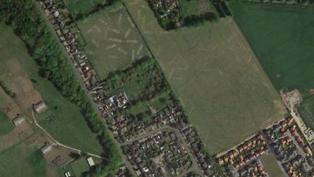 Controversial proposals for land off Holt Road in Horsford will come before Broadland District Counc