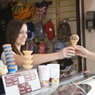 Saturday jobs and holiday jobs like selling ice creams in the summer are great character building op