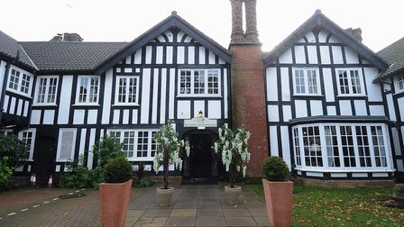 """Wedding venue Lenwade House Hotel has closed """"with immediate effect"""". Picture: Denise Bradley"""