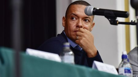 MP Clive Lewis believes his race could be an issue in why he has not yet got the required backing in