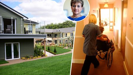 11 care homes in Norfolk and Waveney are in special measures, with some under review and at risk of