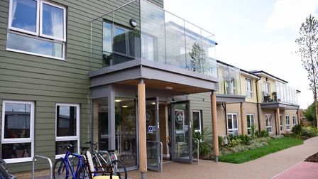 Ivy Court Care Home in Norwich has been rated inadequate by CQC. Picture: DENISE BRADLEY