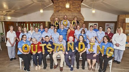 Badgers Wood Care Home in Drayton, was given an outstanding CQC rating. Picture: Jamie Garbutt