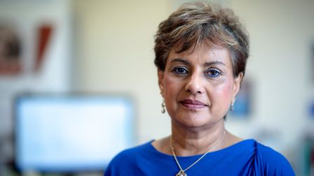 Nadra Ahmed OBE, chairman of the National Care Association. Photo: Archant Library