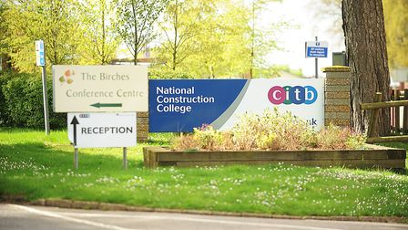 CITB has said it cannot make promises about the National Construction College at Bircham Newton. Pic