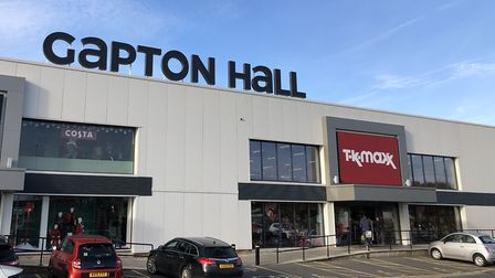 A number of Ward's offences took place at the Gapton Hall Retail Park. Picture: House PR