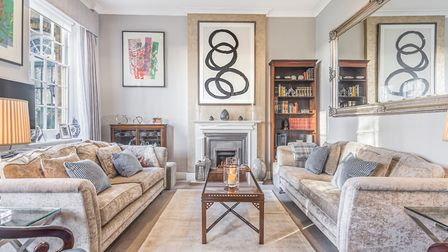 This four-bedroom townhouse at St Andrews Park is on the market at a guide price of 675,000. Picture