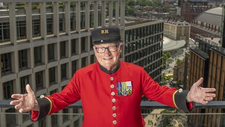 Colin Thackery, from Norwich, signed a record deal with Decca Records in July 2019 after being crown