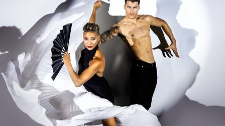 Strictly Come Dancing stars Karen Hauer and Gorka Marquez are coming to the Ipswich Regent Theatre o