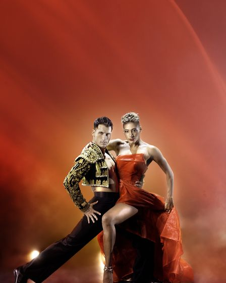 Strictly Come Dancing stars Gorka Marquez and Karen Hauer are coming to the Ipswich Regent Theatre o