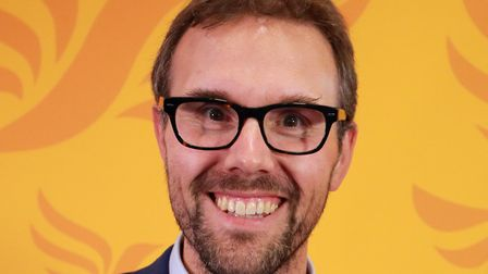 James Wright, Norwich City councillor for Eaton. Picture: Liberal Democrats