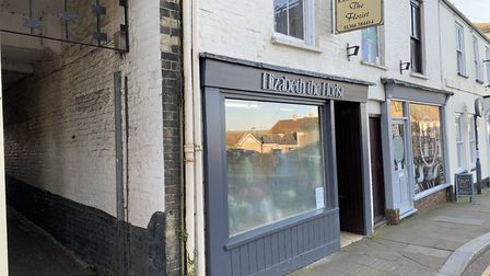 Criminals targeted independent shops in Downham Market's town centre. Picture: Sarah Hussain