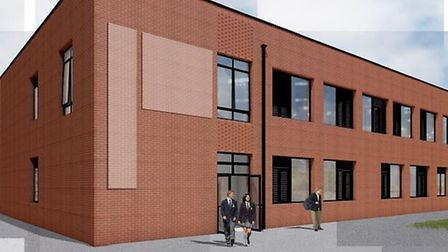 Morgan Sindall Construction has begun work on a major project to expand and refurbish East Point Aca