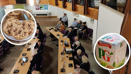 Councils across Norfolk have splurged atleast £13,000 on tea and biscuits between them. Picture: Get