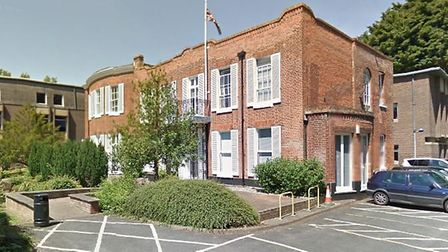 Broadland District Council Offices. Photo from Google Maps