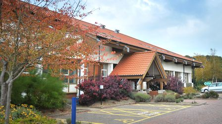 The North Norfolk District Council offices at Cromer.PHOTO: ANTONY KELLY