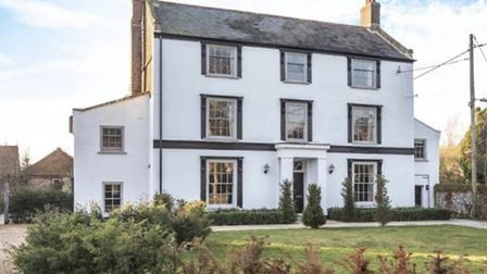 Syderstone's Manor, for sale for £1.1m. Pic: Sowerbys