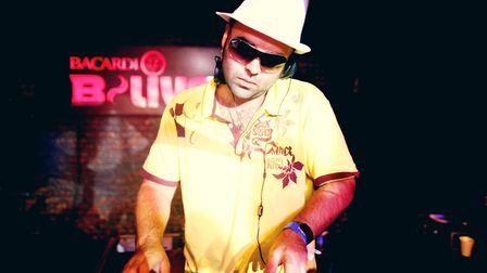 DJ Jose Luis will perform at this year's Classic Ibiza at Blickling Hall Estate. Picture: Supplied b