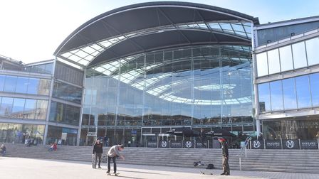 The Forum in Norwich city centre. Picture: Archant
