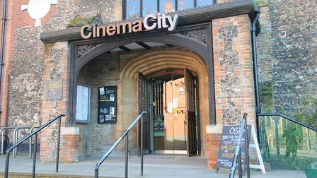 If you're a film buff, you could marry at Cinema City in Norwich. Picture: Simon Finlay