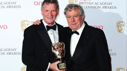 The NSFT's communications manager said the death of Terry Jones (right) had helped the organisation