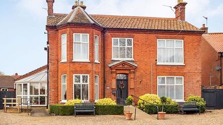 Sunnymeade, Buxton, for sale for £700,000. Pic: Zoopla