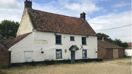 Fresh plans for the extension and refurbishment of a closed-down historic pub in a Norfolk village h