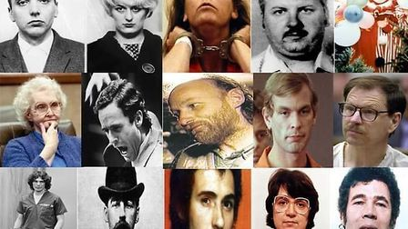 The psychology of some of serial killers, including Rose and Fred West Fred and and The Moors Murder