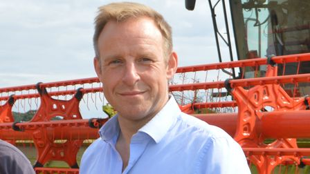 Norfolk farm contractor Kit Papworth is a former chairman of Anglia Farmers and a former member of F