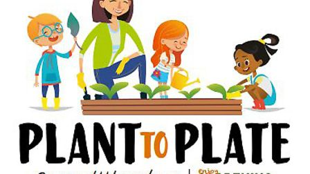 The Plant to Plate campaign is offering £10,000 worth of gardening gear to help primary schools star