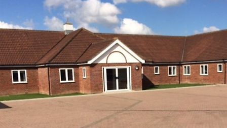 Cawston Lodge care home closed just six months after opening. Picture: Archant