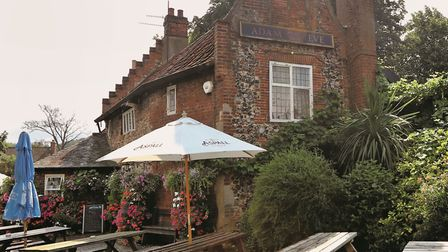 The Adam and Eve pub is the oldest in Norwich (Photo by Tony Scheuregger)