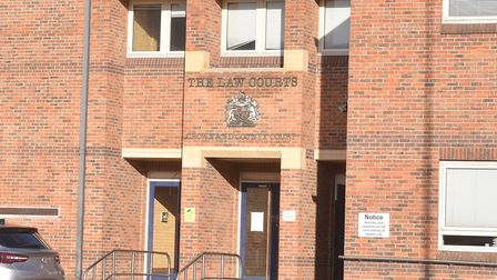 Norwich Crown Court. Picture: Brittany Woodman