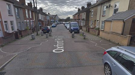 Police are seeking witnesses after the theft of a motorcycle from Oxford Road in Lowestoft. Picture: