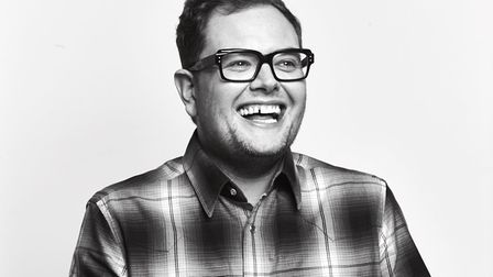 Alan Carr is coming to Norwich Theatre Royal on his UK tour later this year Credit: Supplied by Norw