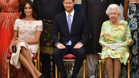 The Duke of Sussex will attend crisis talks with Queen Elizabeth II at Sandringham today. It is unde