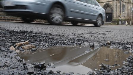 The East of England does not get as much money to invest in roads as London. Pic: Danny Lawson/PA.
