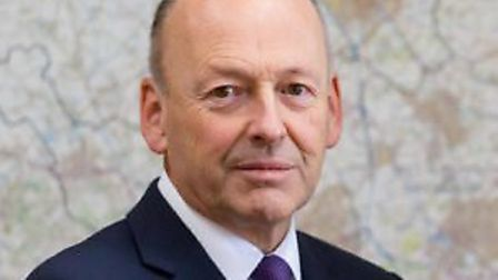 David Williams, chairman of the County Councils Network. Pic: County Councils Network.