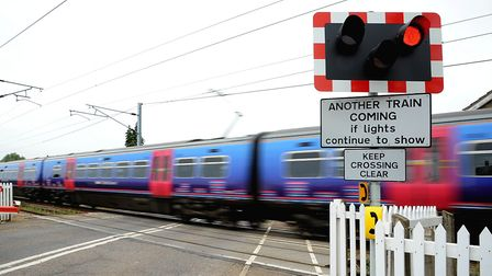 Upgrading the Ely North junction will mean faster, more frequent services can run. Picture: Ian Burt