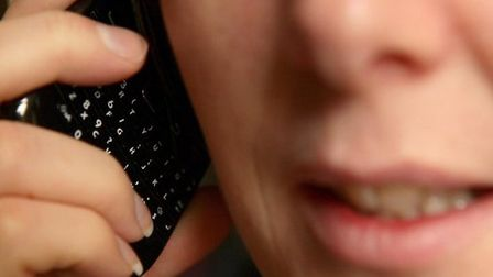 Suffolk Trading Standards are warning the public to be wary after reports of a phone scam. Photo: Da