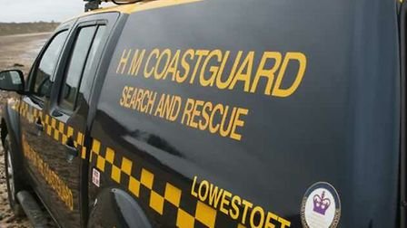 Coastguard teams were called out in extensive searches for a missing man. Photo: HM Coastguard Lowes