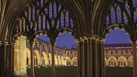 Norwich Cathedral is hosting a sleep out in support of homeless organisations in the city. Photo: No