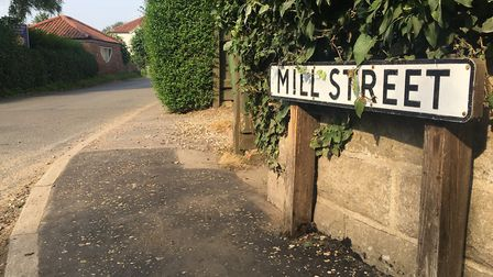 Mill Street in Buxton. Pic: Peter Walsh