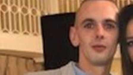 Luke Boorman, who has been missing since the early hours of Wednesday. Picture: Norfolk Constabulary