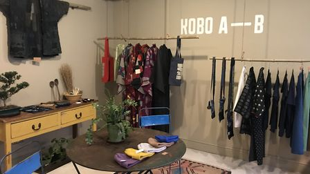 Japanese lifestyle shop KOBO A-B opens in Norwich. Picture: Victoria Pertusa