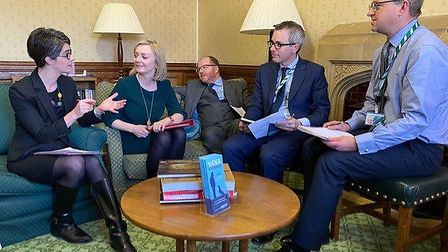 The Norfolk Eight group of Tory Mps have met for the first time promising improvements for Norfolk.