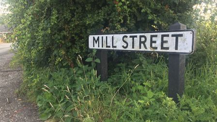 Mill Street in Buxton. Pic: Peter Walsh.