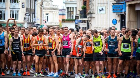 Action from Run Norwich 2019. Picture: Epic Action Imagery
