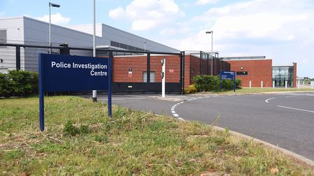 The King's Lynn Police Investigation Centre. Picture: Ian Burt
