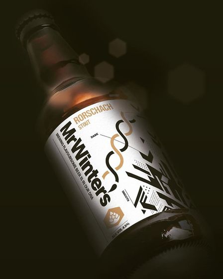 MrWinter's is a new rebranding of an established beer brand. Pic: submitted